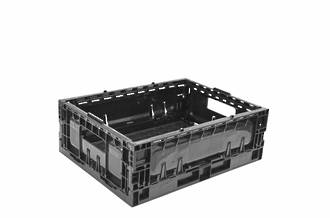 12 Litre Foldable Produce Crate (385 x 290mm)