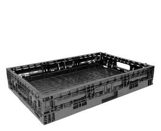 17 Litre Foldable Produce Crate (580 x 385mm)