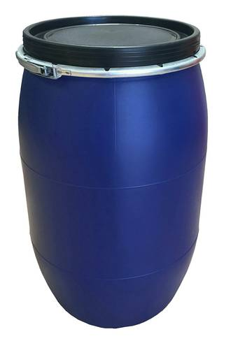120 Litre Open Head Drum