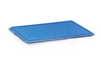 Drop on Lid for Stackable Tote Box (400 x 300mm)