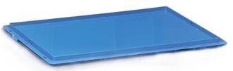 Drop on Lid for Stackable Tote Box (600 x 400mm)