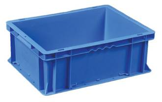 10 Litre Stackable Tote Box (400 x 300mm)