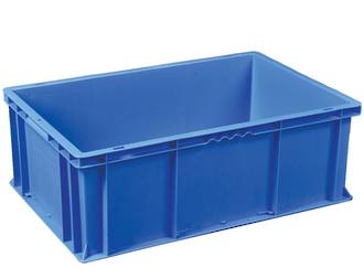 40 Litre Stackable Tote Box (600 x 400mm)