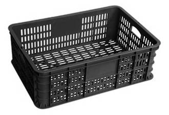 40 Litre Vented Stackable Draining Crate (600 x 400mm)