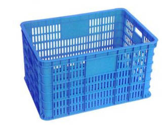 75 Litre Vented Stackable Draining Crate (610 x 430mm)