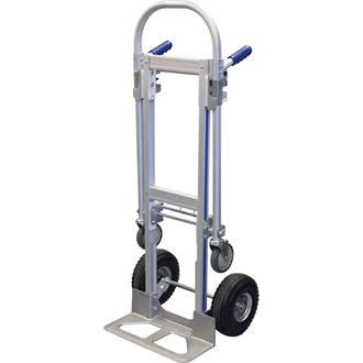 Aluminium Dual Purpose Trolley - 250Kg