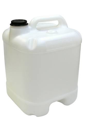 20 Litre Industrial Fortress Jerry Can 58mm Neck - NON DG