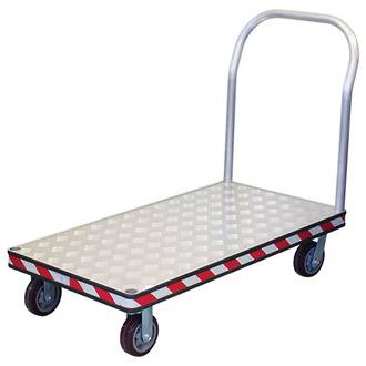 Large Aluminium Platform Trolley