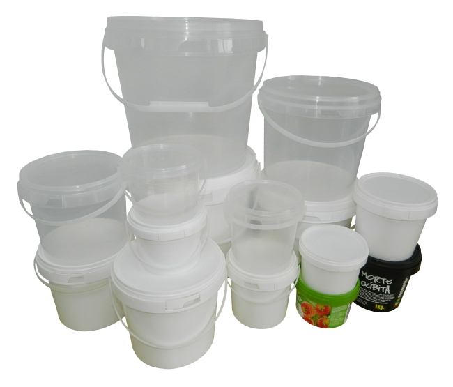 COPACK Tab Tubs & Pails