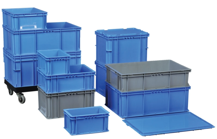 Copack Stackable Tote Boxes
