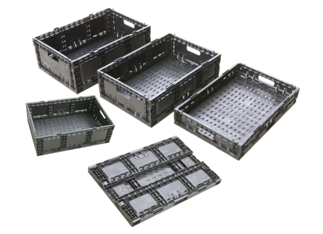 COPACK Foldable Produce Crates