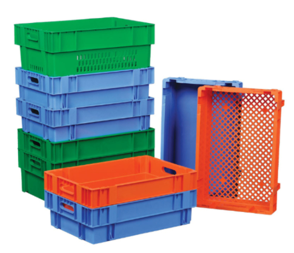 COPACK Euro Stack N Nest Crates